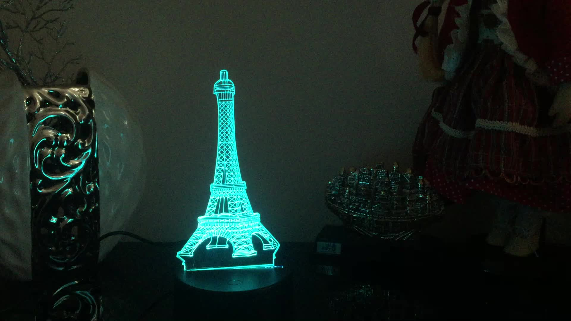 Lighthouse Touch Lamp Why To Order Creative Usb Crystal Lamp Lighthouse 3d Led