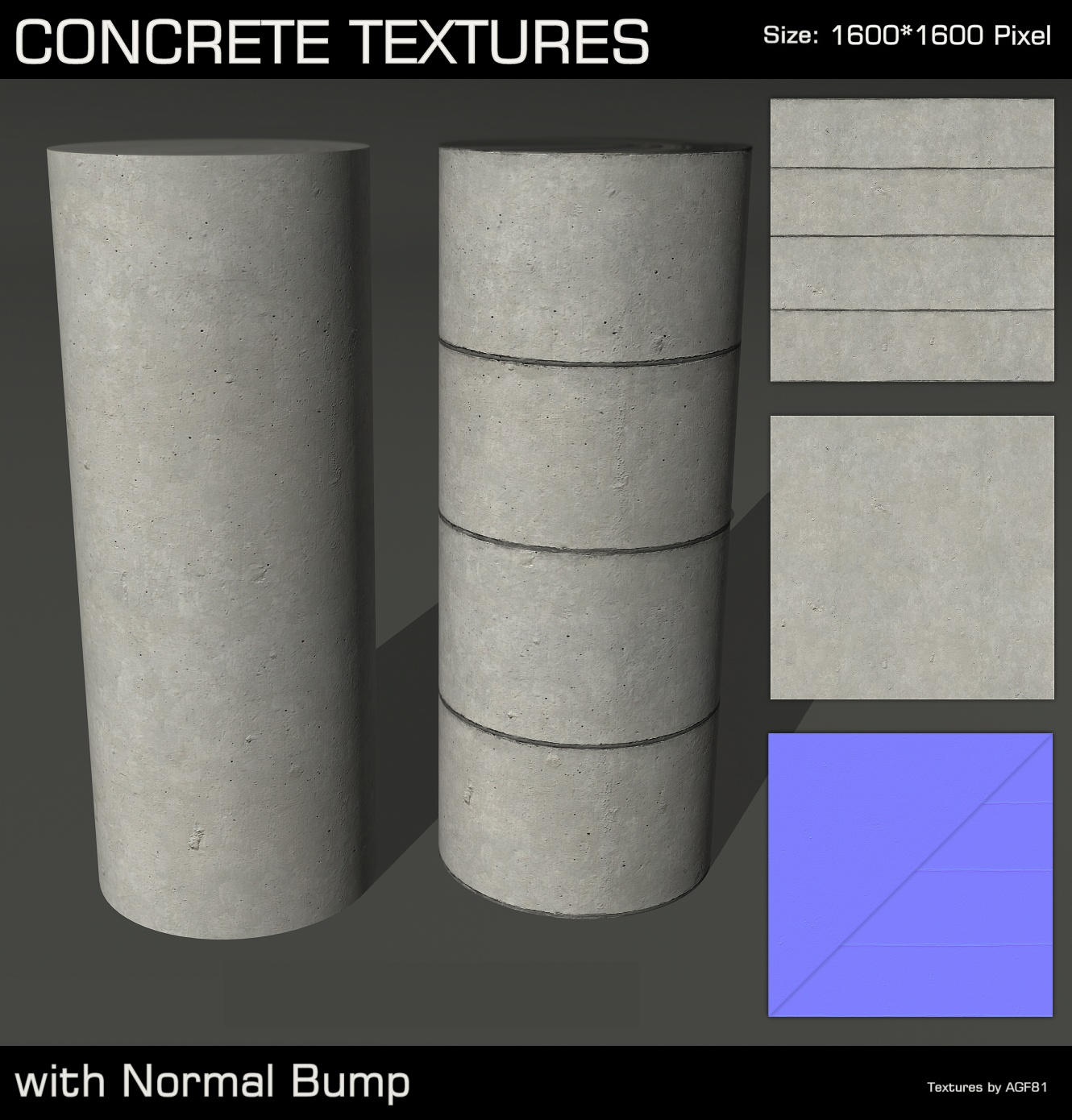 Deviantart 3d Wallpaper Seamless Concrete Textures By Agf81 On Deviantart