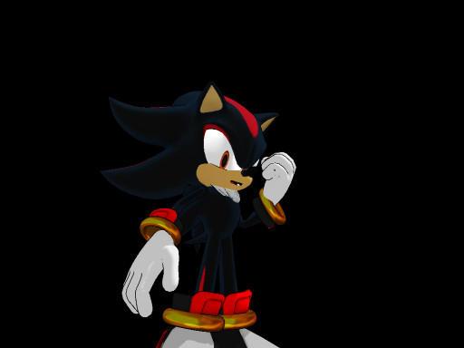 Sonic Wallpaper Hd 3d Shadow The Hedgehog Mmd Dl By Jetknight On Deviantart