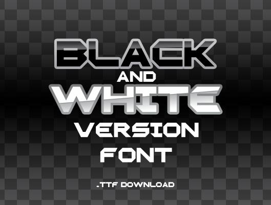 Pokemon Wallpaper Black And White Pokemon Black And White Version Font By Mauriziovit On