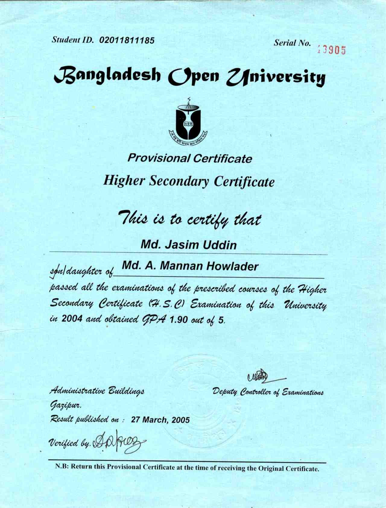 microsoft diploma