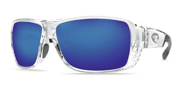 Costa Del Mar Double Haul Polarized DH 39 OBMGLP Sunglasses in Clear