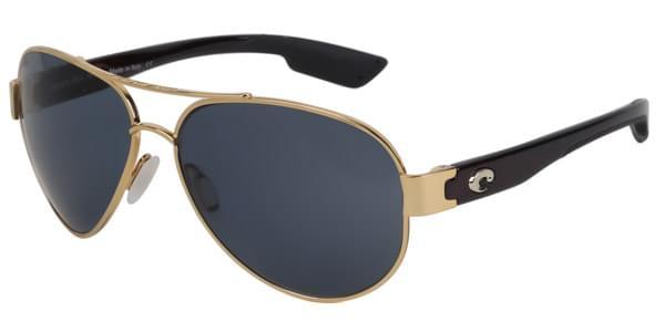 Costa Del Mar South Point Polarized SO 26 OGP Sunglasses in Gold
