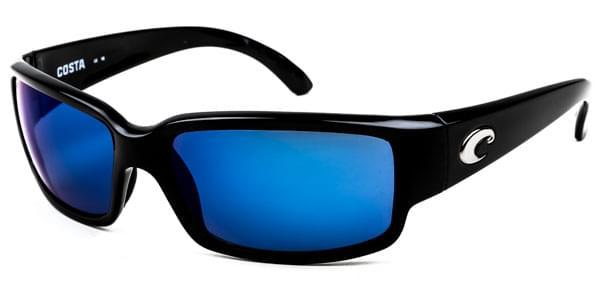 Costa Del Mar Caballito Polarized CL 11 OBMP Sunglasses in Black