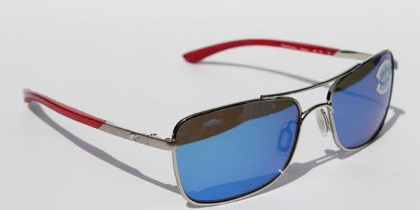 Costa Del Mar Palapa Polarized AP 83 OBMGLP Sunglasses in Red