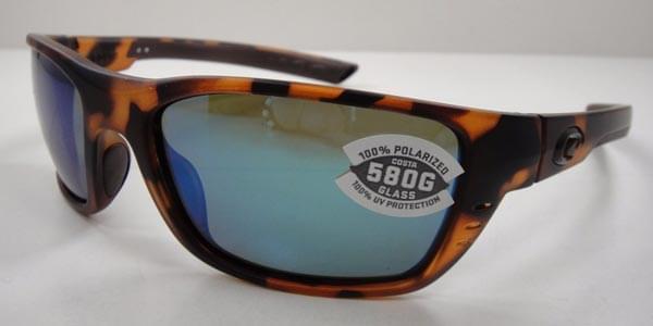 Costa Del Mar Whitetip Polarized WTP 66 OBMGLP Sunglasses in