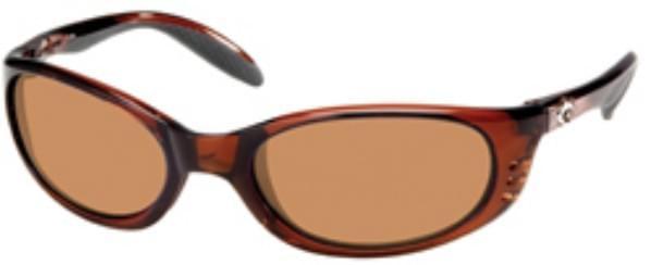 Costa Del Mar Stringer Polarized ST 10 OAP Sunglasses in Tortoise