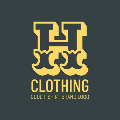 Clothing Brand Online Logo Maker Make Your Own Logo