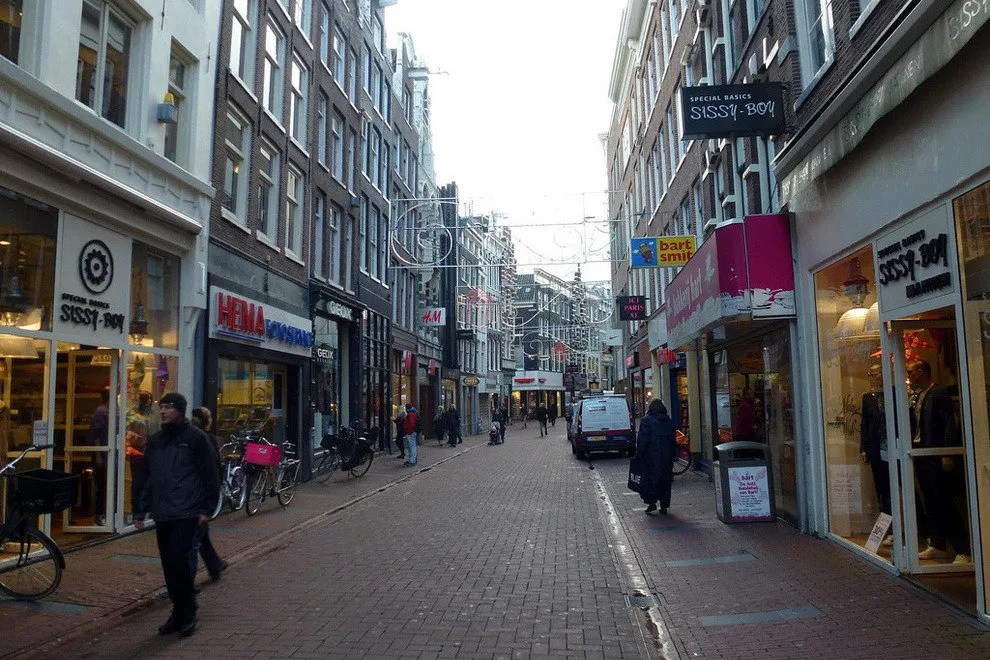 Amsterdam Haarlemmerdijk Kalverstraat: Amsterdam Shopping Review - 10best Experts