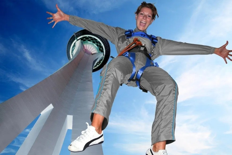 SkyJump Las Vegas Las Vegas Attractions Review - 10Best Experts and