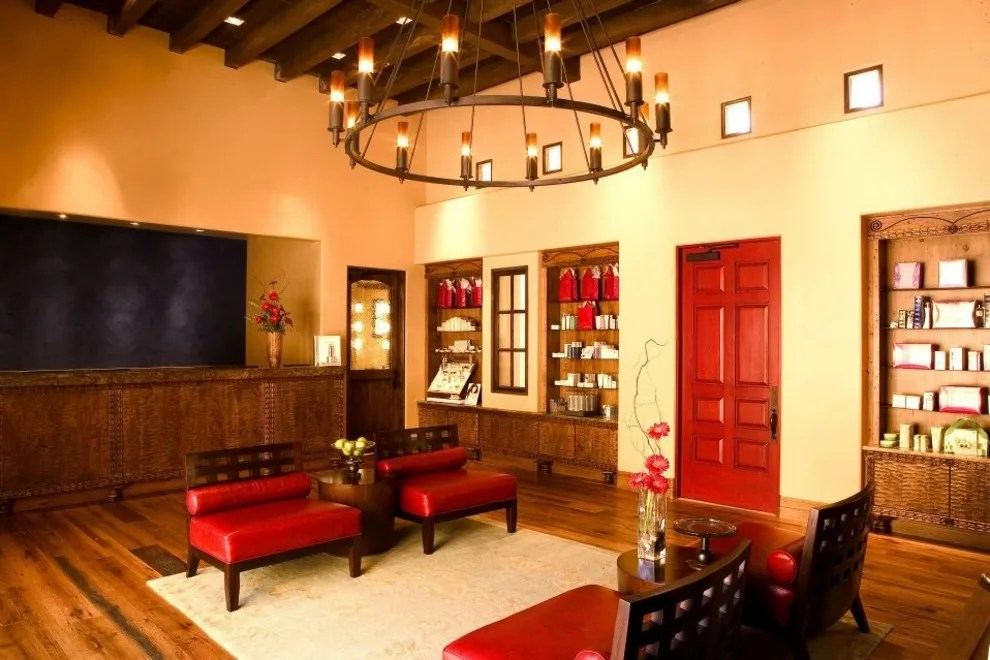 Plush Sofas Customer Service Red Door Spa At The Wigwam Resort: Phoenix Attractions