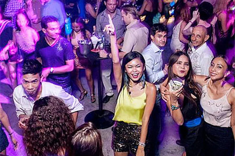 My Sassy Girl Korean Wallpaper Bangkok Night Clubs Dance Clubs 10best Reviews