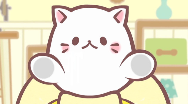 Cat In Fall Wallpaper Crunchyroll Feature Bananya Character Poll Results