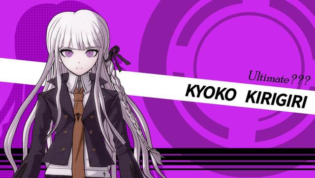 Anime Girl Purple Eyes Wallpaper Crunchyroll Quot Danganronpa Trigger Happy Havoc Quot Gets Some