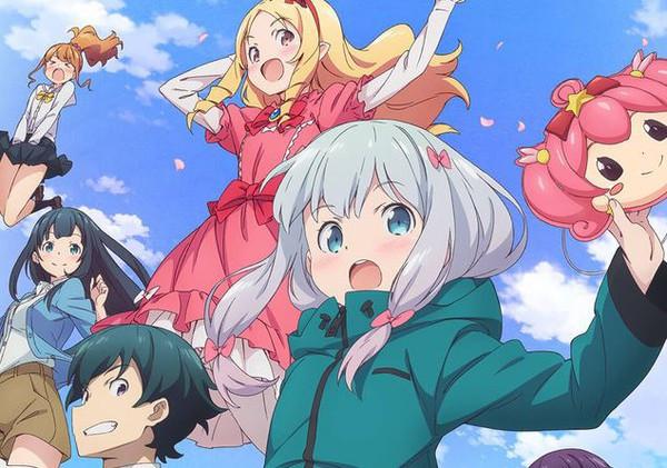 Lewd Anime Girls Wallpaper Crunchyroll Feature The Hook Quot Eromanga Sensei