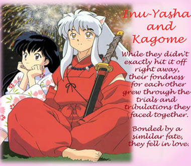 Cute Together Forever Wallpaper Crunchyroll Inuyasha And Kagome Together Group Info