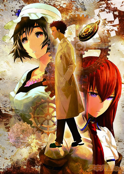 Spring Iphone 6 Wallpaper Crunchyroll Dial Up The Latest Quot Steins Gate Quot Art