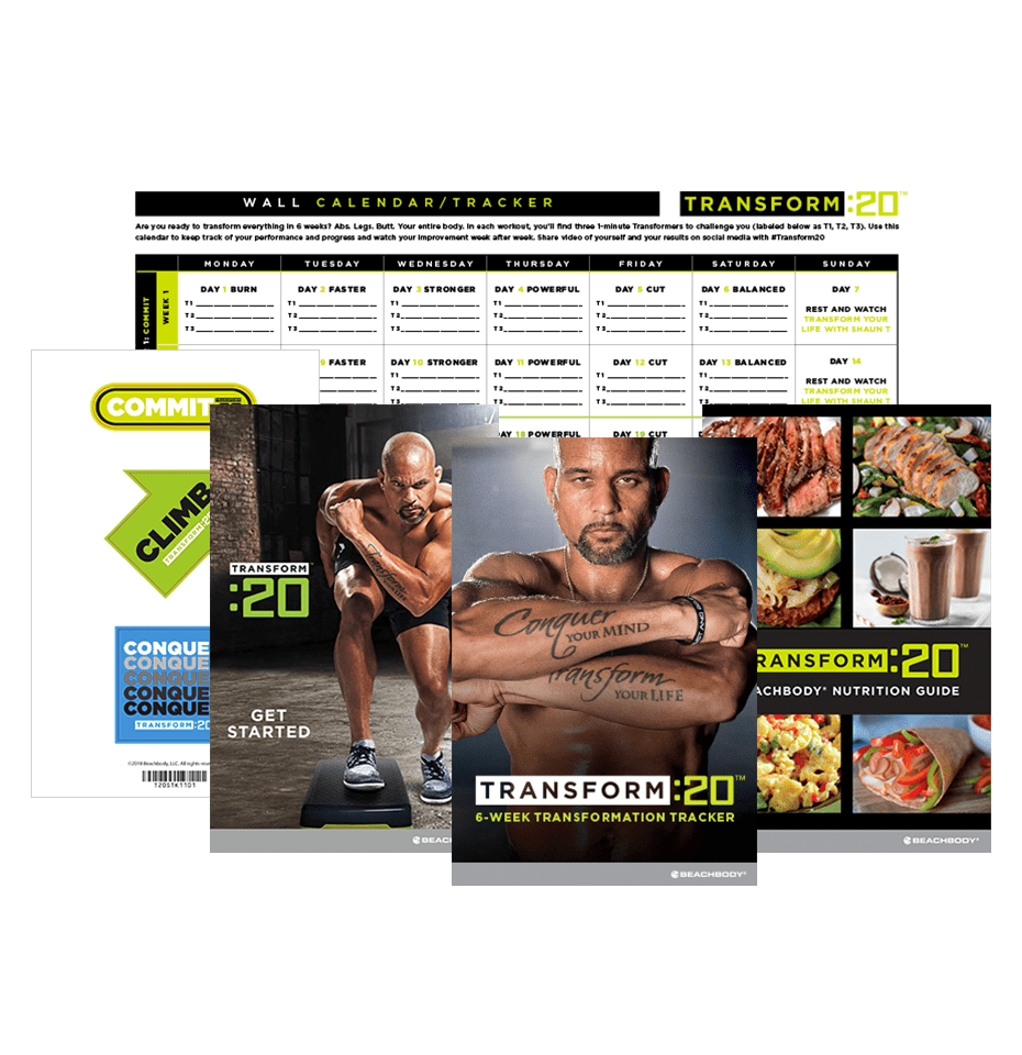 Step Accessoires Transform 20 Accessories Bundle Team Beachbody Us