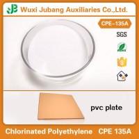 Chemical Material Impact-resistant Modifier CPE 135 for U ...