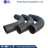 ANSI 90 degree ERW carbon steel bend pipe from China - Buy ...