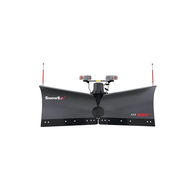 SnowEx 86\u0027 Steel HDV Flared Wing V Plow