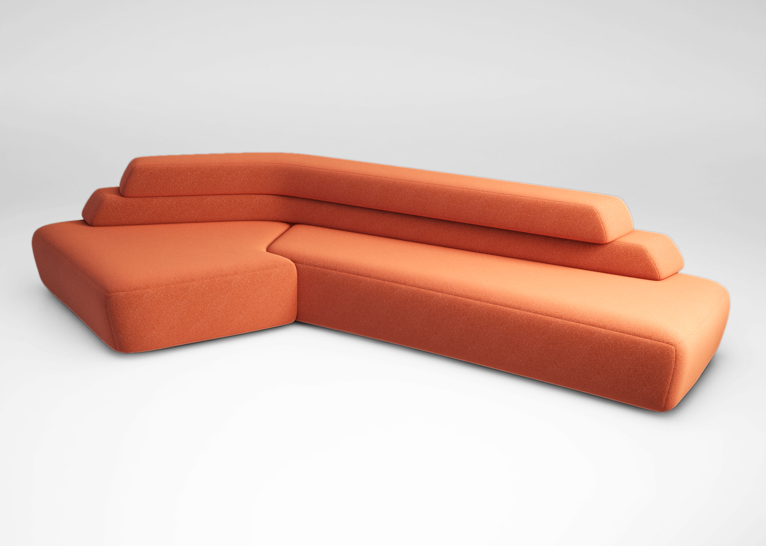 Sofa Set Images Free Download Moroso Rift Sofa Set 3d Model