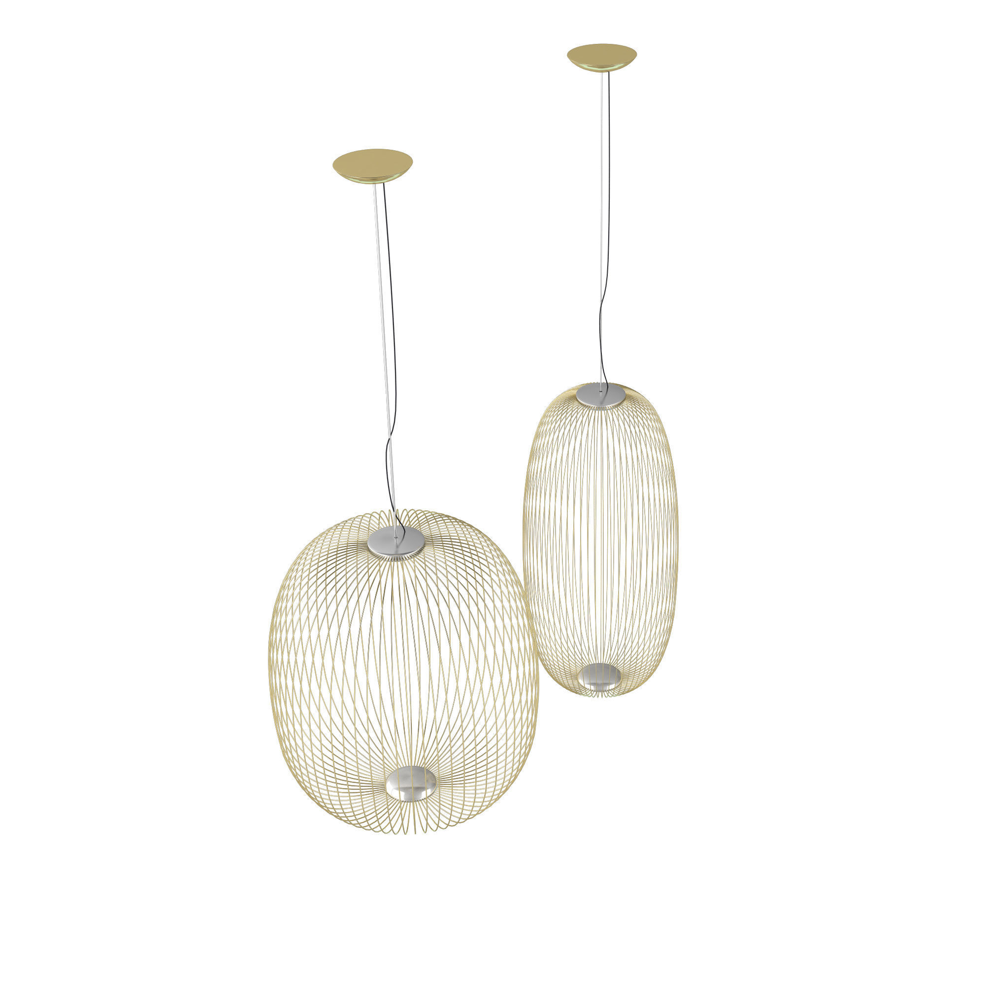 Foscarini Lights Light 18 Foscarini 3d Model