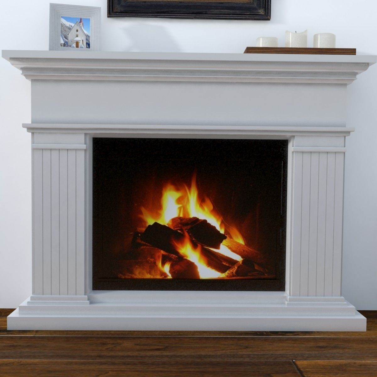 Modern Fireplace Images Modern Fireplace 3d Model