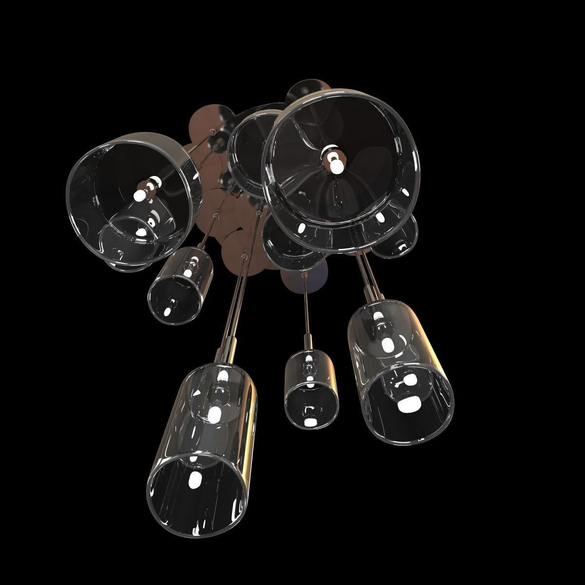 Lampe Ozcan Cool Gallery Of Ozcan Lamp Pendant Chandelier D Model Max
