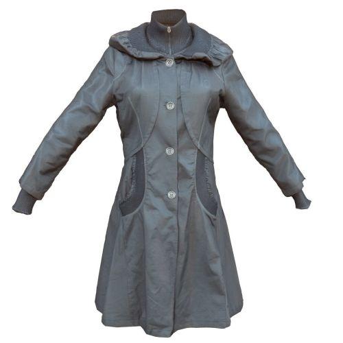 Medium Of Black Lab Coat