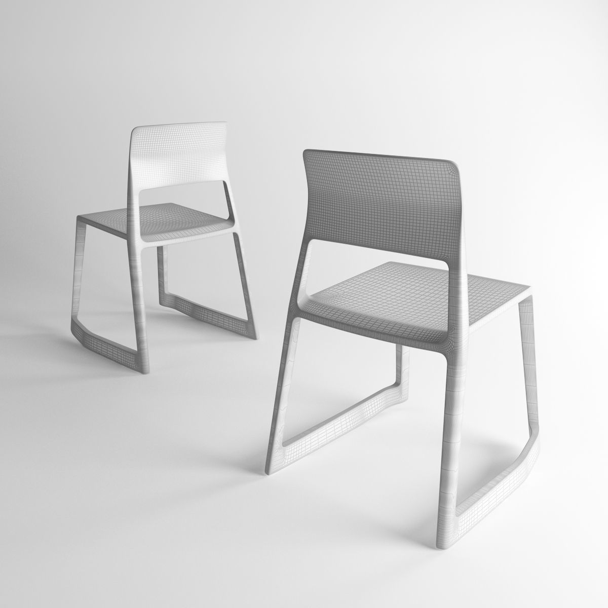 Charmant Vitra Tip Ton Chair