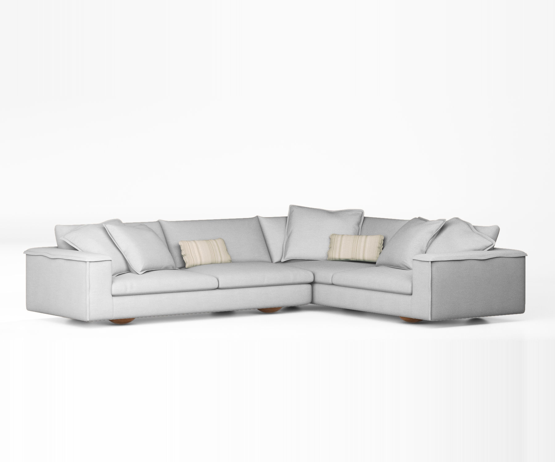 Sofa L Images Sunny L Sofa By Jardan 3d Model