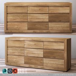 Small Of 9 Drawer Dresser