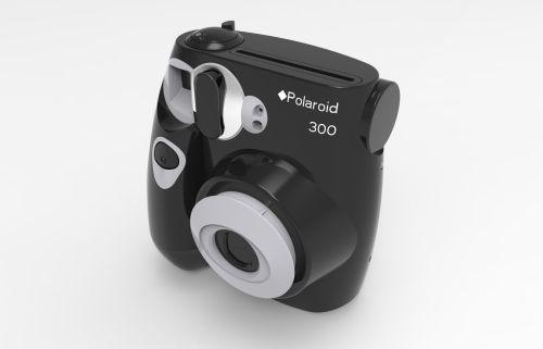 Medium Of Polaroid Pic 300