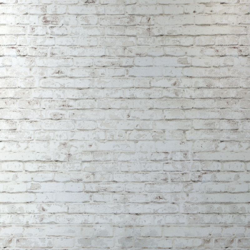 Large Of White Brick Wall