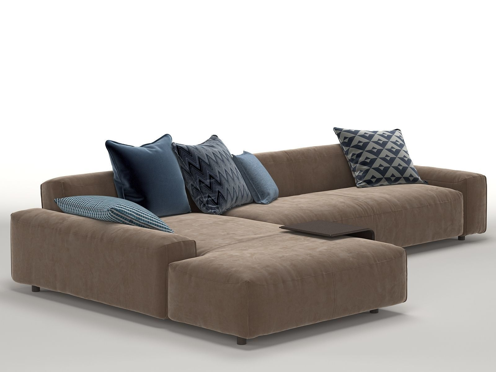 Bettsofa Rolf Benz Sofa Rolf Benz Mio 3d Model