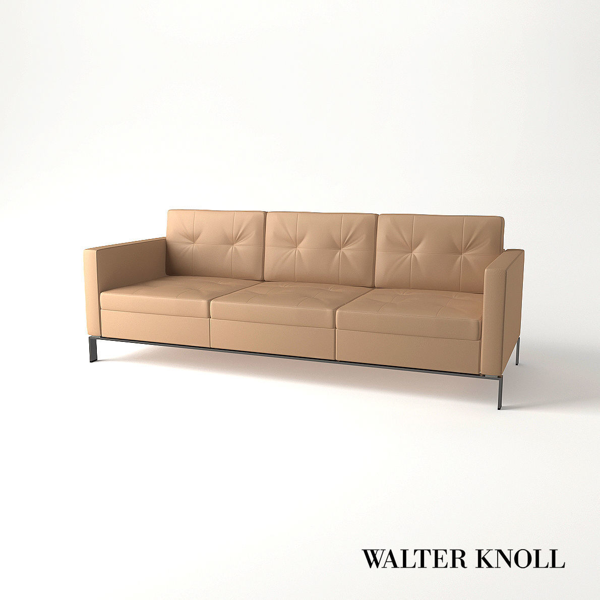 Walter Knoll Sofa Knoll Couch