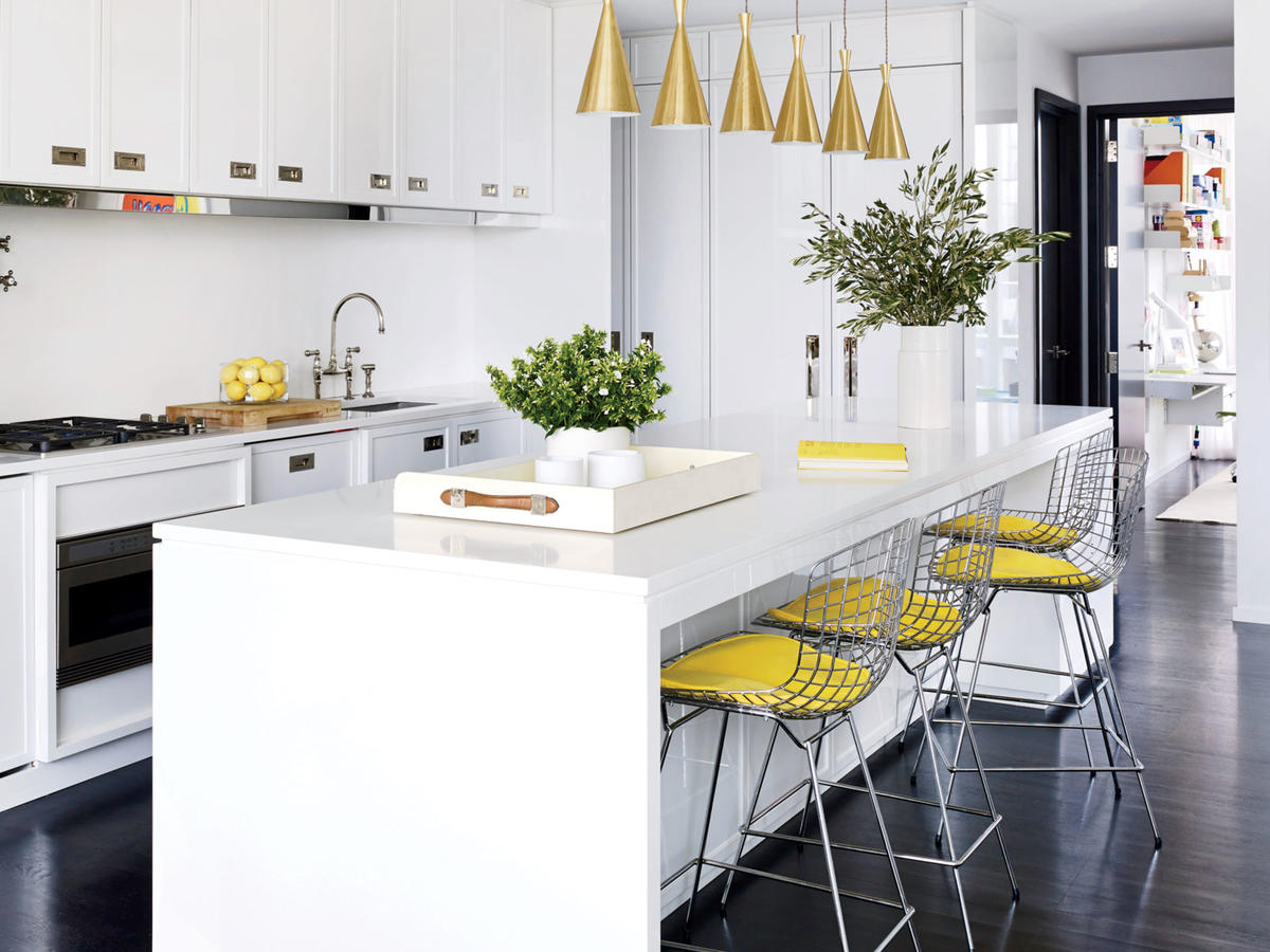 Light Yellow Kitchen Update Your Kitchen With Color Cooking Light
