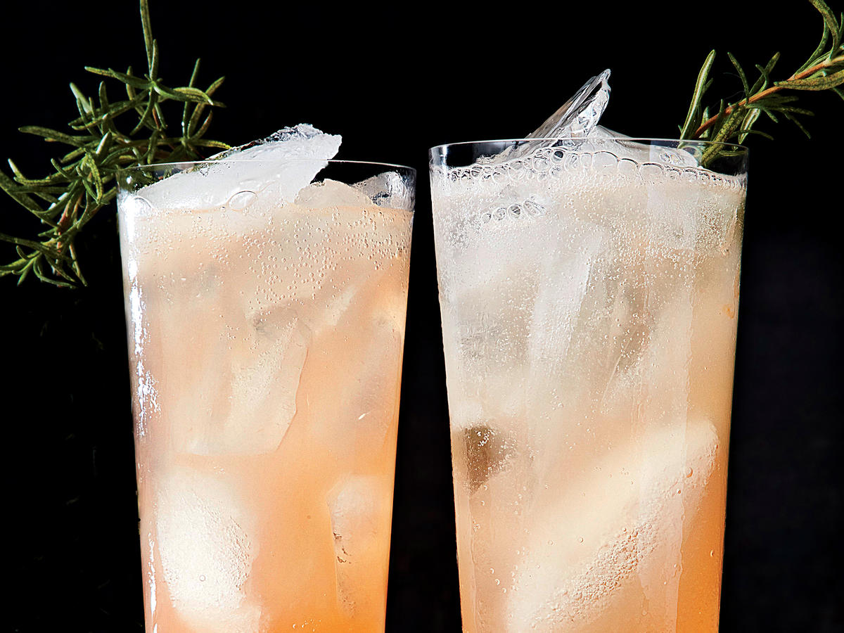 Drink Gin Grapefruit Gin And Tonic