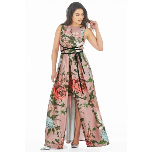 Medium Crop Of Dusty Rose Dress