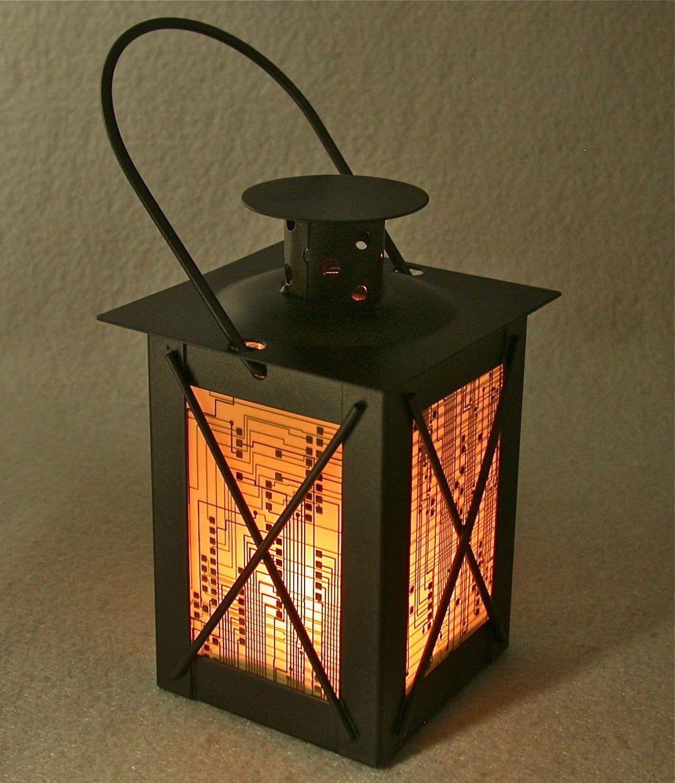 Recycled Circuit Board Geekery Vintage Lantern By Auto Electrical Large Clipboard Debbyaremdesigns Geek Black