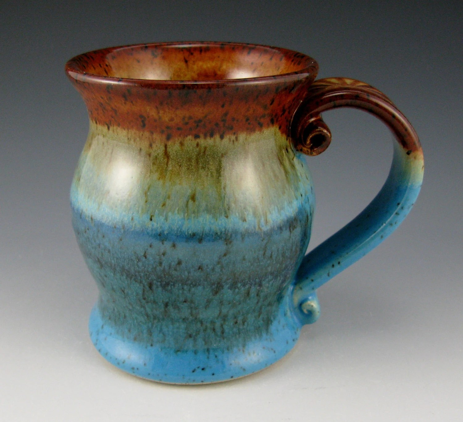 Unique Pottery Coffee Mugs Unavailable Listing On Etsy