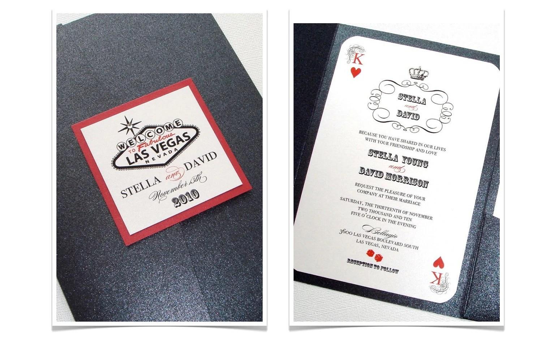 wedding invitations las vegas las vegas wedding invitations Destination Wedding Invitation Wording Las Vegas