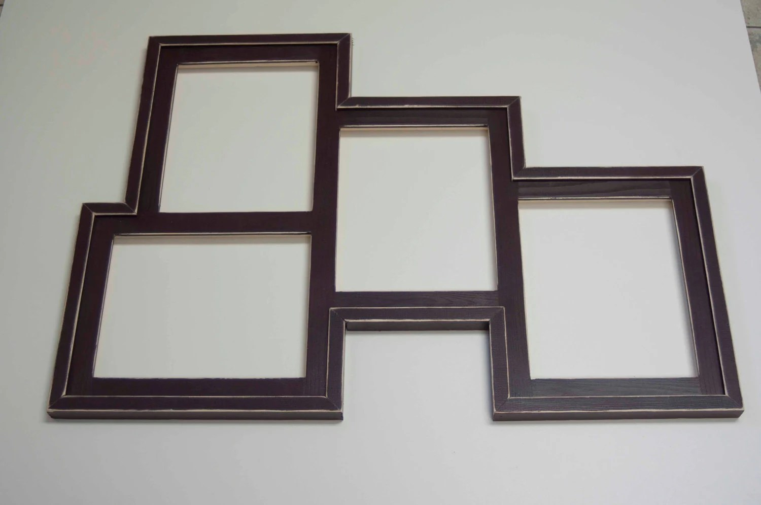 Collage Frames Australia Collage Picture Frame Multi 4 Opening 8x10 Distressed