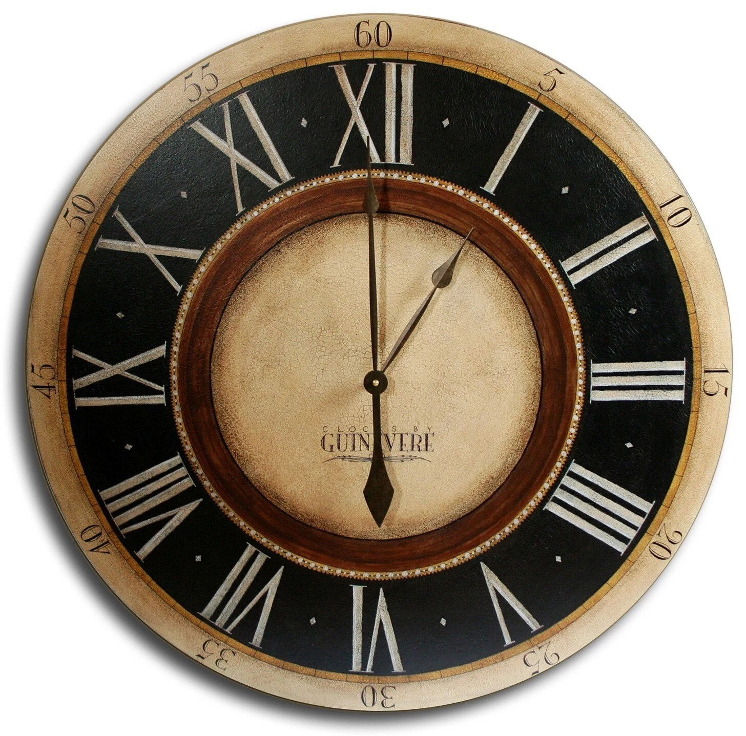 Big Clocks For Wall 30in Large Antique Style Big Wall Clock Art Penny Lane
