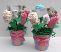 Baby Shower Centerpieces Ideas