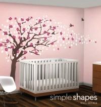 Vinyl Wall Art Decal Sticker Cherry Blossom Tree by ...
