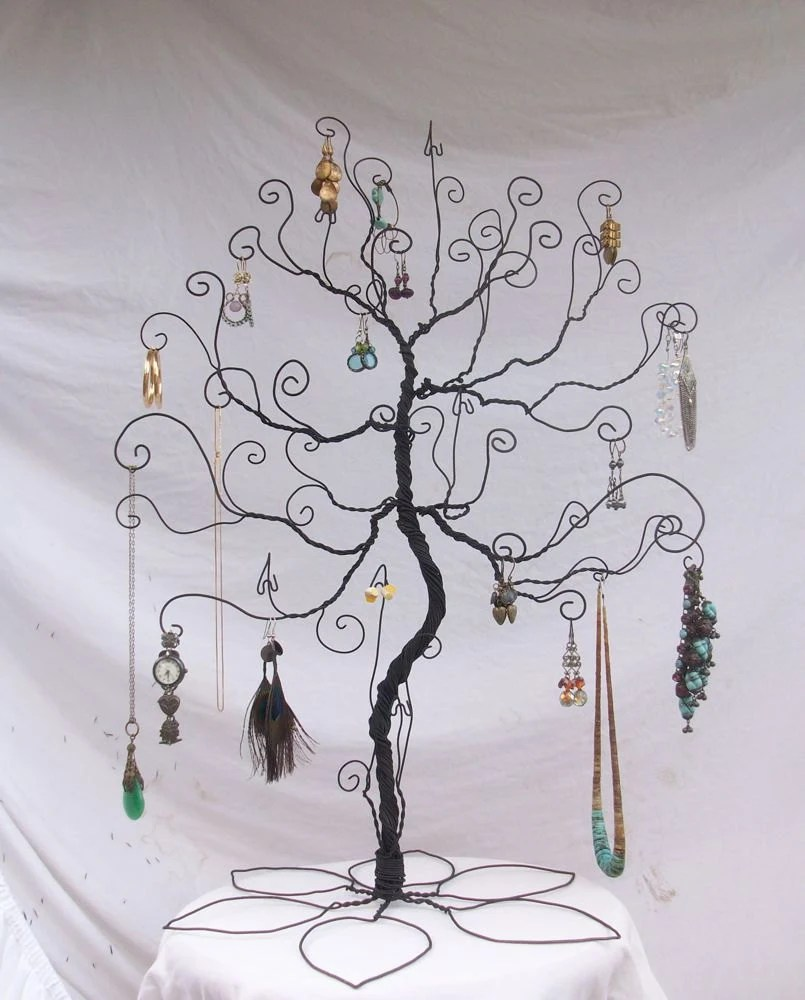 Jewelry Stand Tree Large Wire Display Pre Order