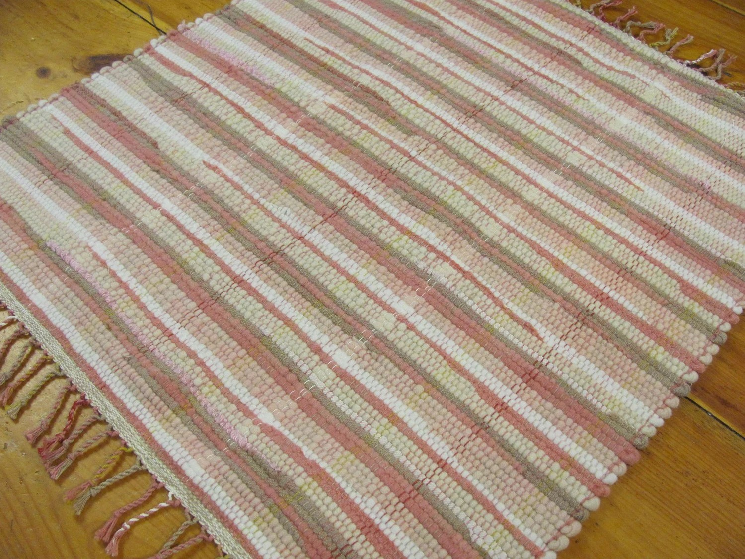 Rustic Farmhouse Area Rugs Rustic French Country Cottage Farmhouse Decor Wool Rag Rug