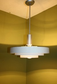 RESERVED Mid Century Modern Ceiling Light Fixture RESERVED